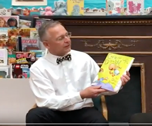 Read Aloud with Principal Marolt