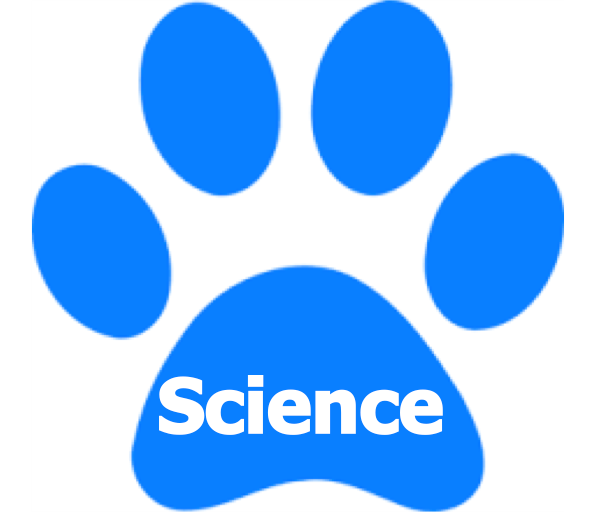Science Paw Print