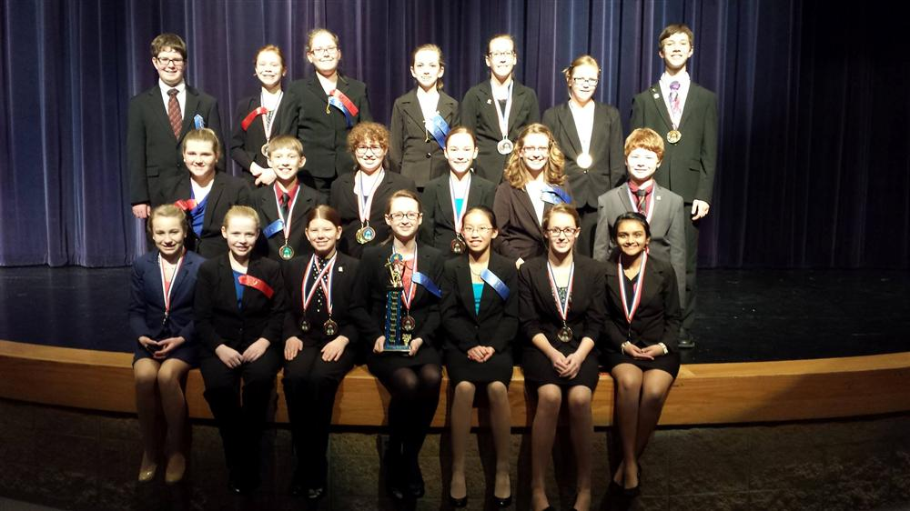 FMS Speech Team